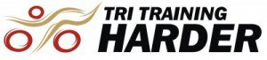Tri Training Harder Logo
