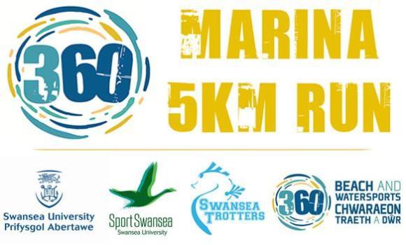 360 Marina 5k, swansea bay