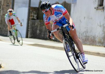 josh law;ess, cycling,